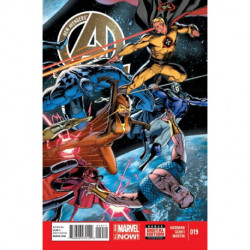 The New Avengers Vol. 3 Issue 19