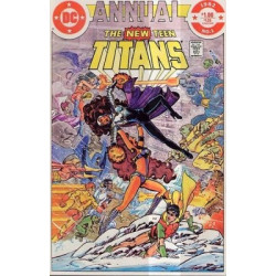 The New Teen Titans Vol. 1 Annual 1
