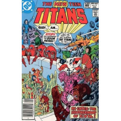 The New Teen Titans Vol. 1 Issue 15