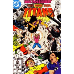 The New Teen Titans Vol. 1 Issue 17