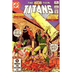 The New Teen Titans Vol. 1 Issue 18