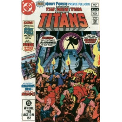 The New Teen Titans Vol. 1 Issue 21
