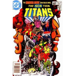 The New Teen Titans Vol. 1 Issue 24
