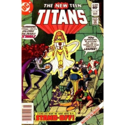 The New Teen Titans Vol. 1 Issue 25