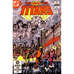 The New Teen Titans Vol. 1 Issue 26