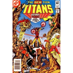 The New Teen Titans Vol. 1 Issue 28