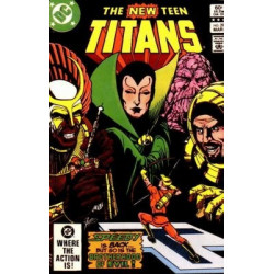 The New Teen Titans Vol. 1 Issue 29