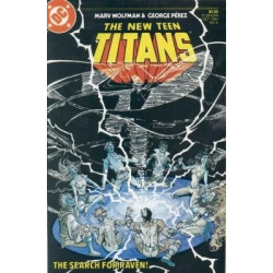 The New Teen Titans Vol. 2 Issue 2