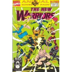 The New Warriors Vol. 1 Annual 1