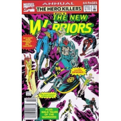 The New Warriors Vol. 1 Annual 2