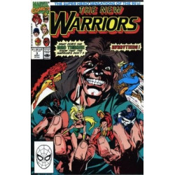 The New Warriors Vol. 1 Issue 03