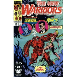 The New Warriors Vol. 1 Issue 14