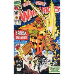 The New Warriors Vol. 1 Issue 16