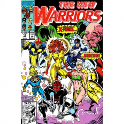 The New Warriors Vol. 1 Issue 19
