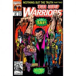 The New Warriors Vol. 1 Issue 23
