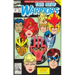 The New Warriors Vol. 1 Issue 25