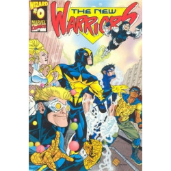 The New Warriors Vol. 2 Issue 0