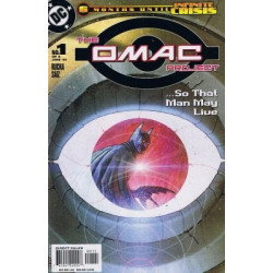 The OMAC Project mini Issue 1