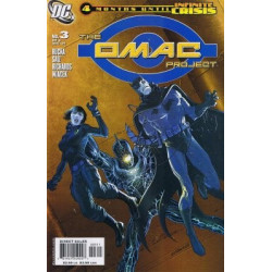 The OMAC Project mini Issue 3