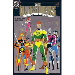 The Outsiders  Issue 01
