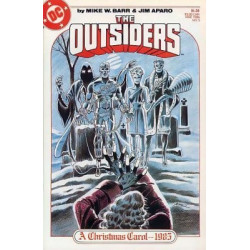 The Outsiders  Issue 05