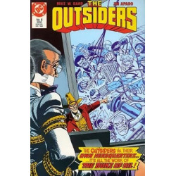 The Outsiders  Issue 06