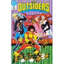 The Outsiders  Issue 08