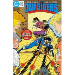 The Outsiders  Issue 09