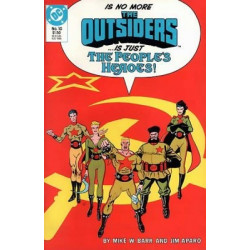 The Outsiders  Issue 10