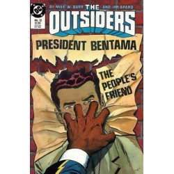 The Outsiders  Issue 12