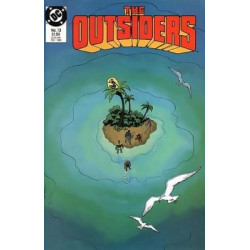 The Outsiders  Issue 13