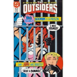 The Outsiders  Issue 14