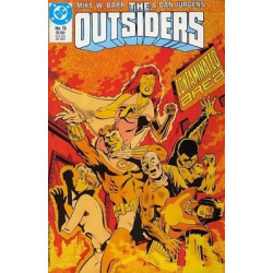 The Outsiders  Issue 15