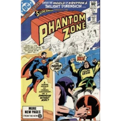 The Phantom Zone  Issue 1