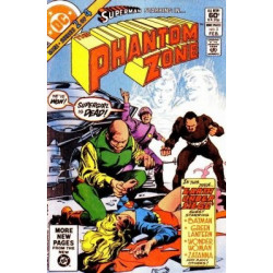 The Phantom Zone  Issue 2