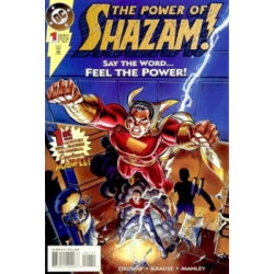 The Power of Shazam  Issue 01
