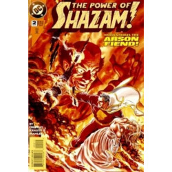 The Power of Shazam  Issue 02