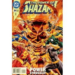 The Power of Shazam  Issue 09