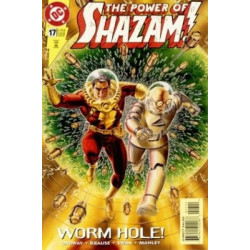 The Power of Shazam  Issue 17