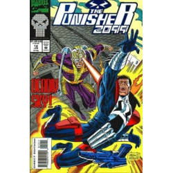 The Punisher 2099 Vol. 1 Issue 12