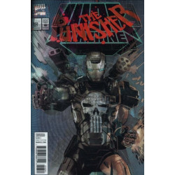 The Punisher Vol. 11 Issue 218b Variant Lenticular