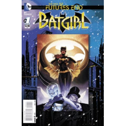 Batgirl: Futures End One-Shot Issue 1