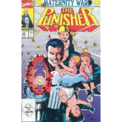 The Punisher Vol. 2 Issue 52