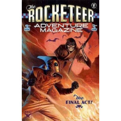 The Rocketeer Adventure Magazine Issue 3