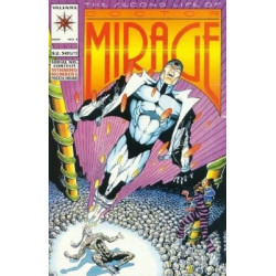 The Second Life of Doctor Mirage  Issue 01