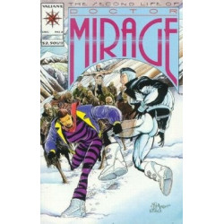 The Second Life of Doctor Mirage  Issue 02