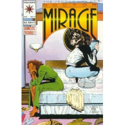 The Second Life of Doctor Mirage  Issue 03