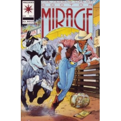 The Second Life of Doctor Mirage  Issue 04