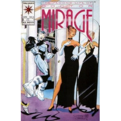 The Second Life of Doctor Mirage  Issue 06