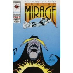 The Second Life of Doctor Mirage  Issue 07